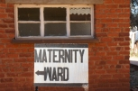 Maternity Ward at the Macha Mission Hospital
