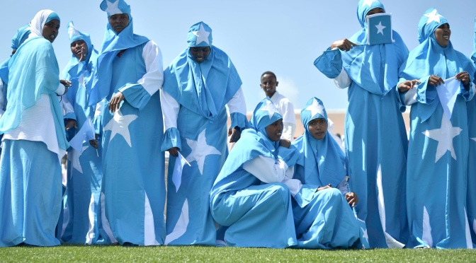 Somalia Celebrates 53rd Independence Day