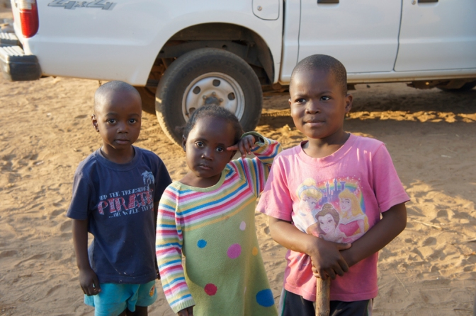 Chawama Compound - Children