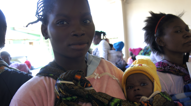 Feeding Malnourished Children in Macha, Zambia #ZambiaHealth