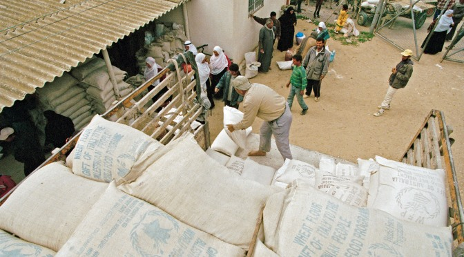 World Food Programme Releases First Logistics Report
