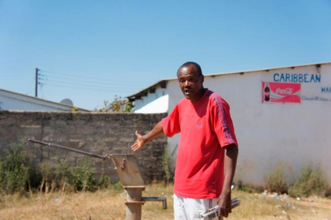 Mad Councillman in a Zambian