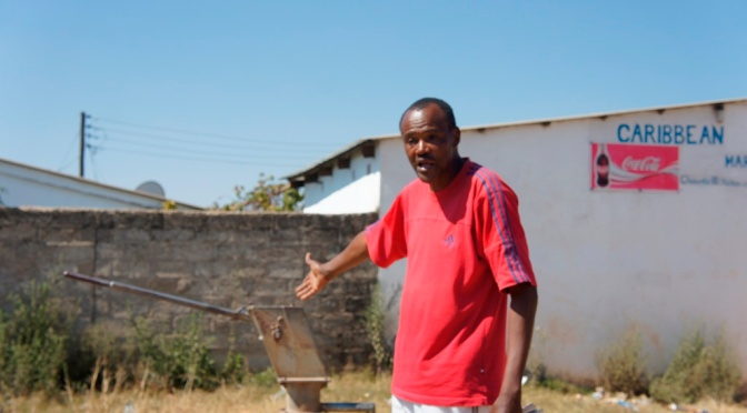 One Man's Anger: When the Global Water Crisis Hits Home