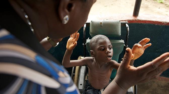 Unicef USA's Children With Disabilities Webinar