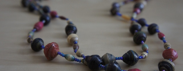 8 Beautiful Fair Trade Necklaces for Fall