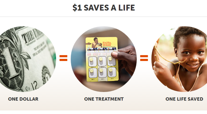 Can $1 Really Save a Life?