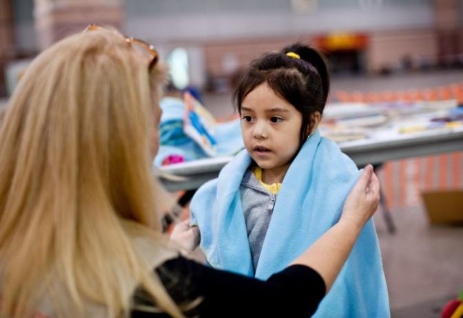 Superstorm Sandy: Child Friendly Space
