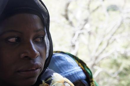 Mother and Daughter in Morogoro, Tanzania