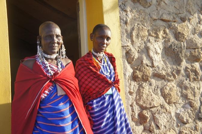 [Photos] Motherhood in Tanzania #IRPTZ