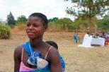 Zambian Woman and Child