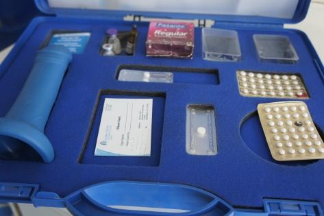 Family Planning Kit - Zambia