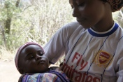 Tanzanian Mother and Child