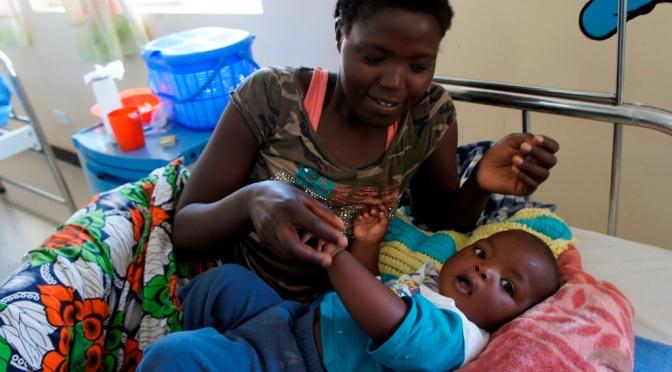 [Photos] Inside a Malaria Treatment Center