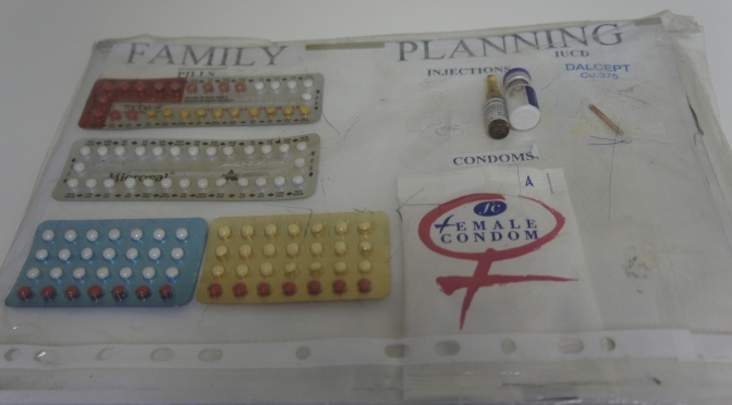 [Photos] Family Planning Kits from Ethiopia, Zambia, South Africa