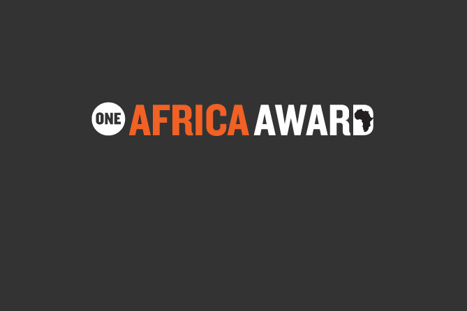 ONE Announces Six Finalists for the ONE Africa Award