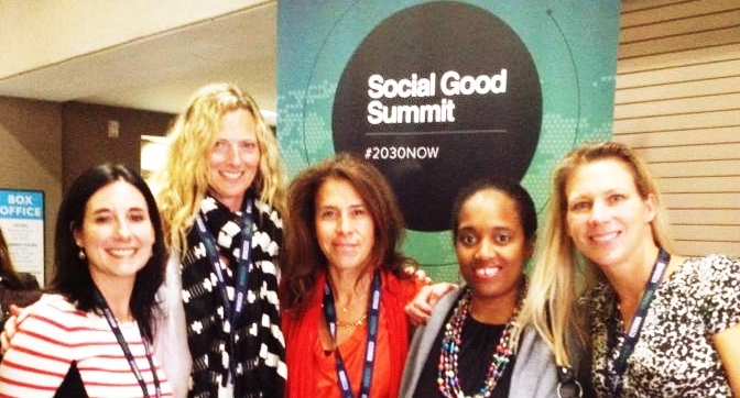The Top 11 Greatest Social Good Moms' Moments of 2013