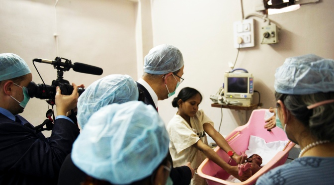 A Plan to Save More Newborns in 2014 and Beyond