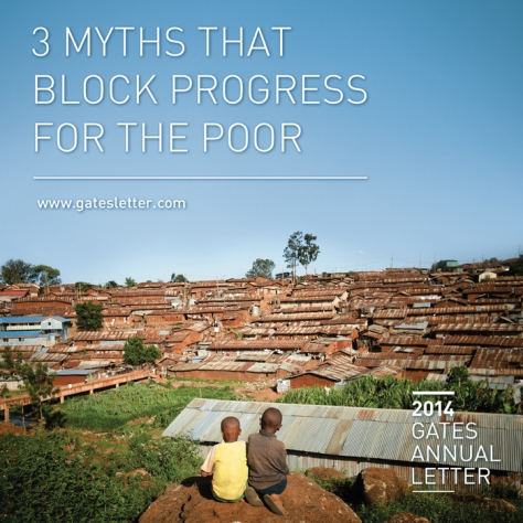 3 Myths that Block Progress for the Poor