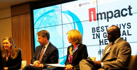 Best Buys in Global Health Panel