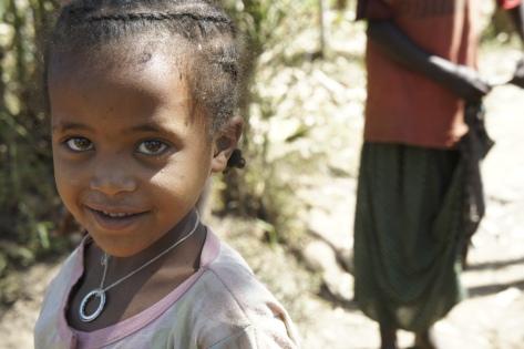 Ethiopian Child in Hawassa