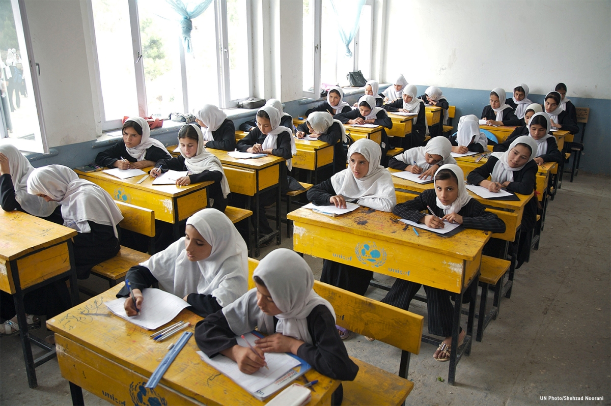 Gender and Education: A Look at an Afghan Teacher's Life