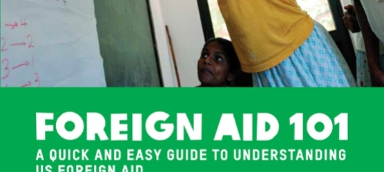 Why Don't We Spend More Money at Home? Breaking Down False Notions About U.S. Foreign Aid