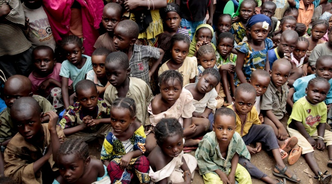 Has the Global Community Failed the Central African Republic?