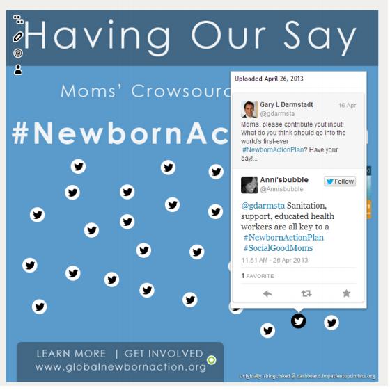 Infographic - Advocating for Newborns