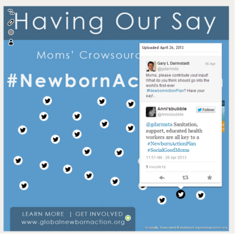 Infographic - Advocating for Newborns