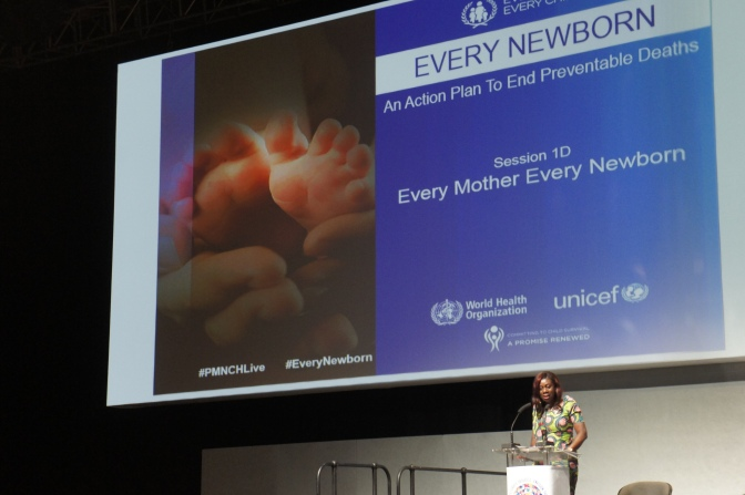 Every Newborn Action Plan Launches in Johannesburg