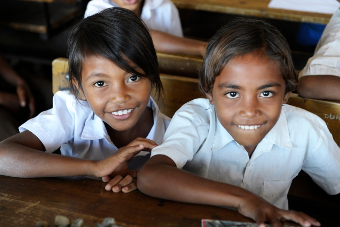 Why Secondary Education for Girls Reduces Child Marriage, Early Pregnancies
