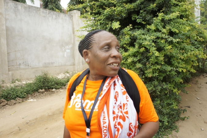 A Day in the Life of a Family Planning Health Worker