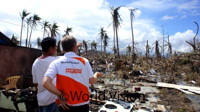 Why We're Headed to the Philippines With World Vision USA