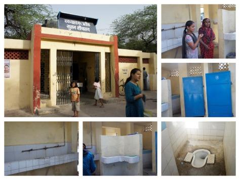 Delhi Community Toilet