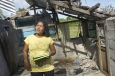 Filipino Woman with Her Own Sow Business