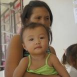 Filipinio Mother and Children