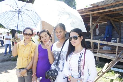 Survivors of Haiyan