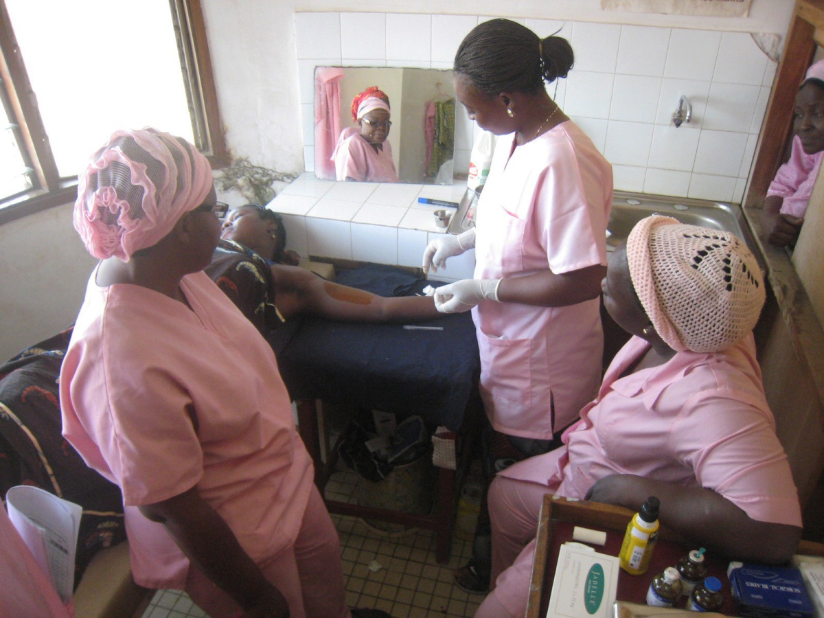 USAID Tackles Respectful Maternity Care, Better Working Conditions for Midwives
