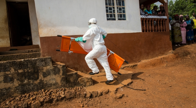 In Photos: Safe and Dignified Burials in Sierra Leone