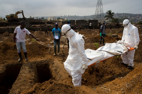 Safe and Dignified Burials in Sierra Leone