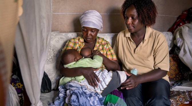 New Global Projects Measure Newborn Health Interventions #EveryNewborn