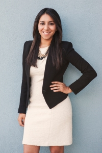 Christine Rizk, co-founder and president of charity re-commerce destination Fashion Project