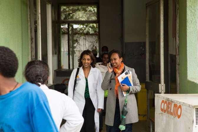 Ethiopian Health Workers Receive Influx of Family Planning Training
