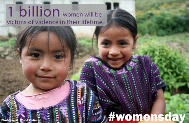 1 billion victims of violence