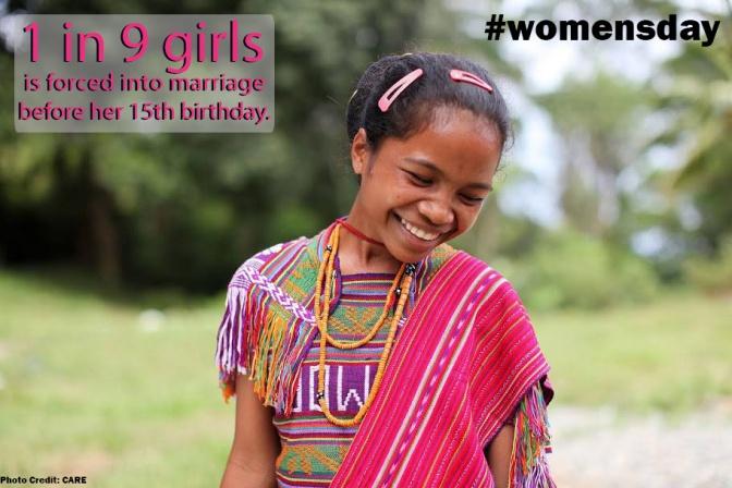 International Women's Day Puts Spotlight on Global Poverty, Gender Inequalities
