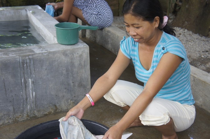 PHOTOS: Women and Water in the Philippines