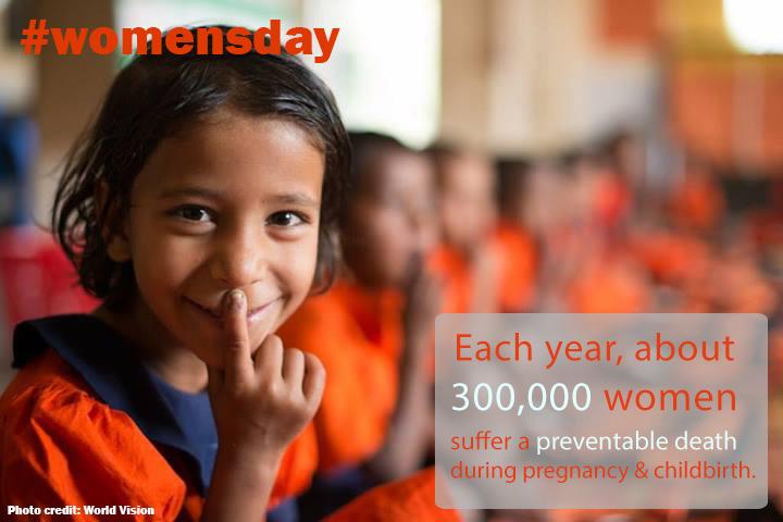 each year women suffer preventable death