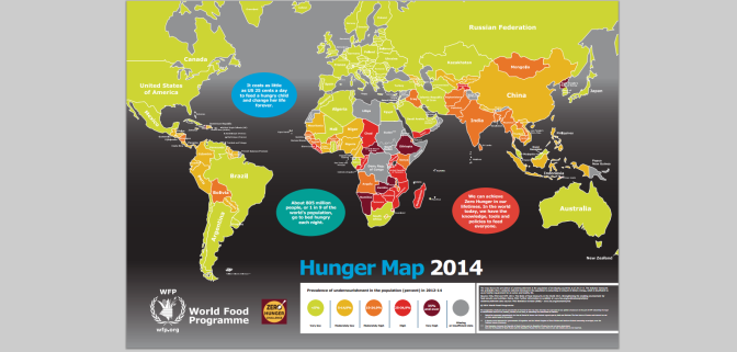 How the United States Can Feed More People By Reforming Food Aid