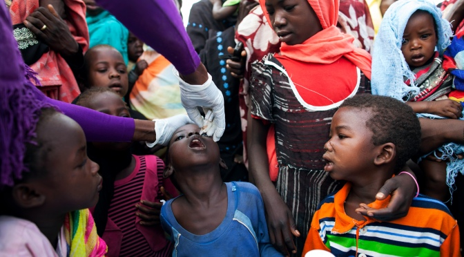 A Preventable Polio Story