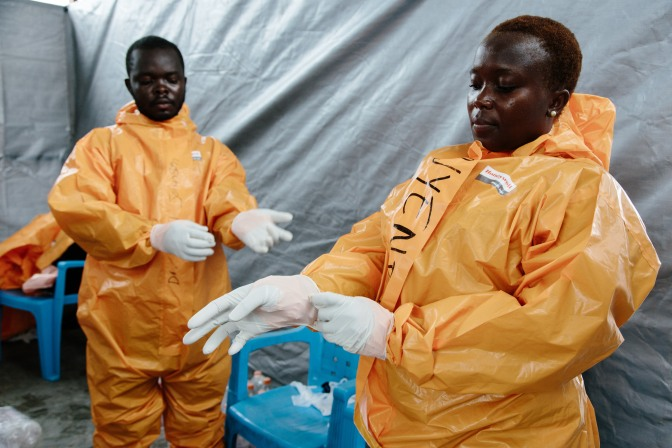 Upcoming Events Discuss Ebola in Liberia, Raise Money for Children in Crisis